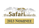 Safari Awards 2013